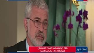 بالفيديو.. السيسي: مصر كانت على وشك حرب أهلية بين الإخوان وباقي الشعب