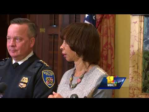Video: 2017 ends with highest rate of murders per capita in Baltimore City