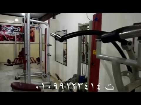 إفتتاح أكبر جيم للياقة البدنية على مستوى محافظة الدقهلية بقرية شها