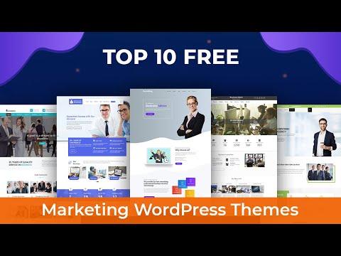 Free business theme wordpress