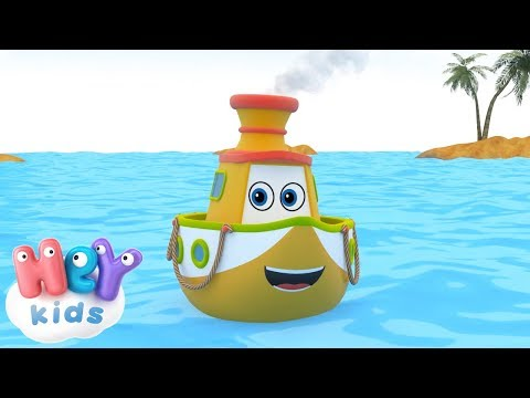 Songs For Kids: The Little Boat + many more nursery rhymes  by HeyKids