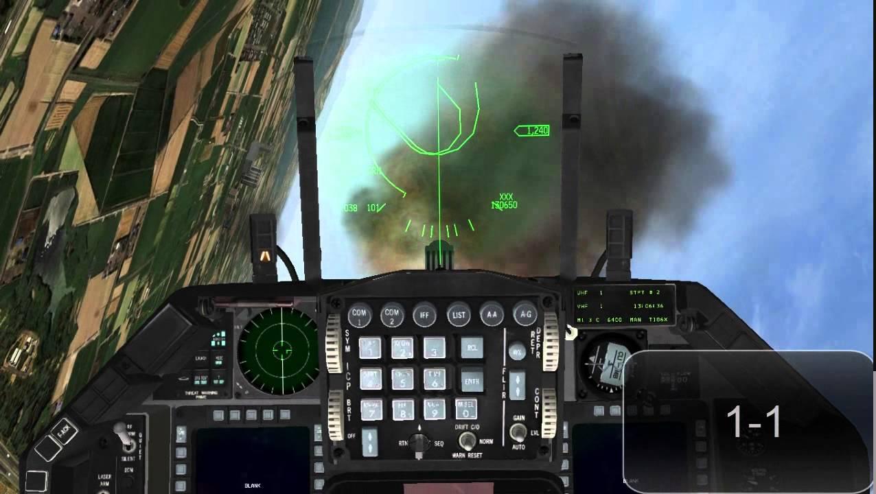 Falcon Bms F15 VS F 16 Dog Fight YouTube