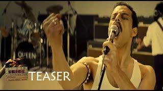 Bohemian Rhapsody Teaser Trailer #1 (2018) - Rami Malek, Lucy Boynton, Aaron McCusker Drama Movie HD