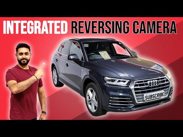 Reversing Camera FULLY INTEGRATED Into Audi MMI | Audi Q5
