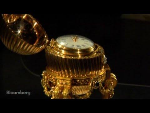 Lost Fabergé Egg Creates Accidental Millionaire