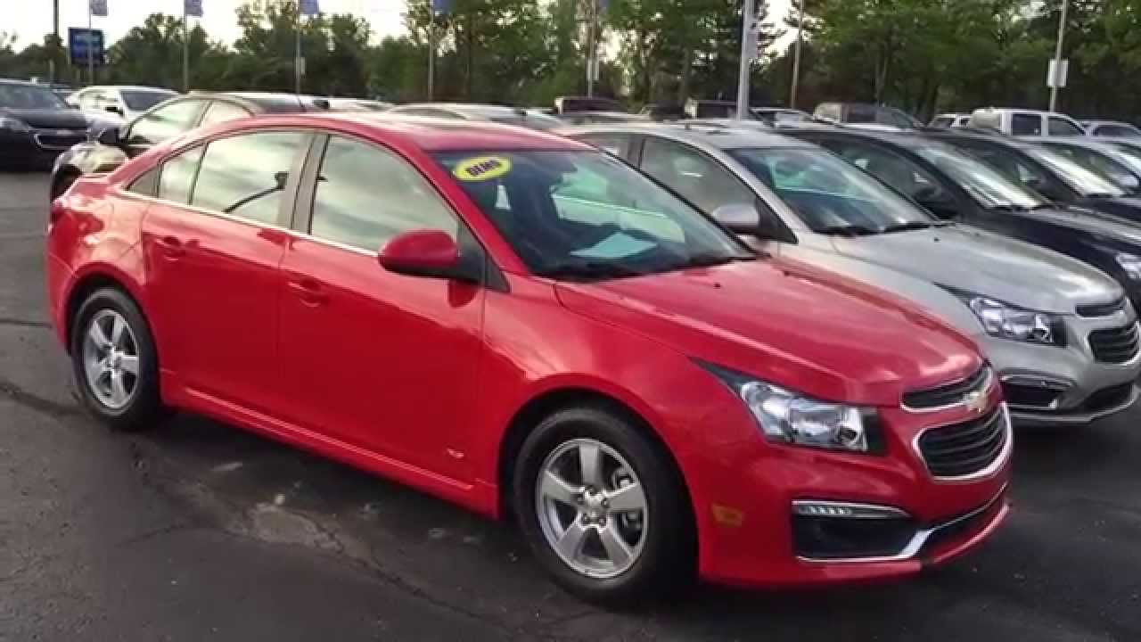 2015 Chevy Cruze Rs Quick Tour Overview