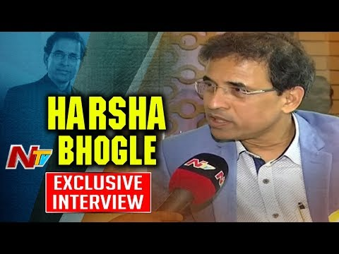 Indian Cricket Commentator Harsha Bhogle Exclusive Interview || NTV Exclusive