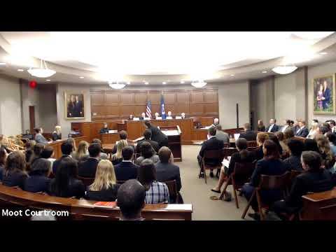 MN Supreme Court Hearing, State vs. John Jorgenson
