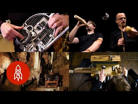 The Surreal Sounds of the World's Wildest Instruments