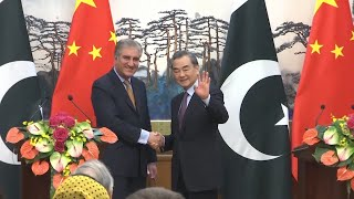 'Appreciate China standing by us in difficult times': Pak foreign minister