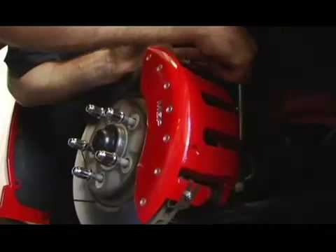 Mgp Caliper Covers Ford Mustang S197 Installation Youtube