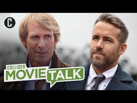 Deadpool 2 Star, Writers Head to Netflix with Michael Bay  Movie Talk