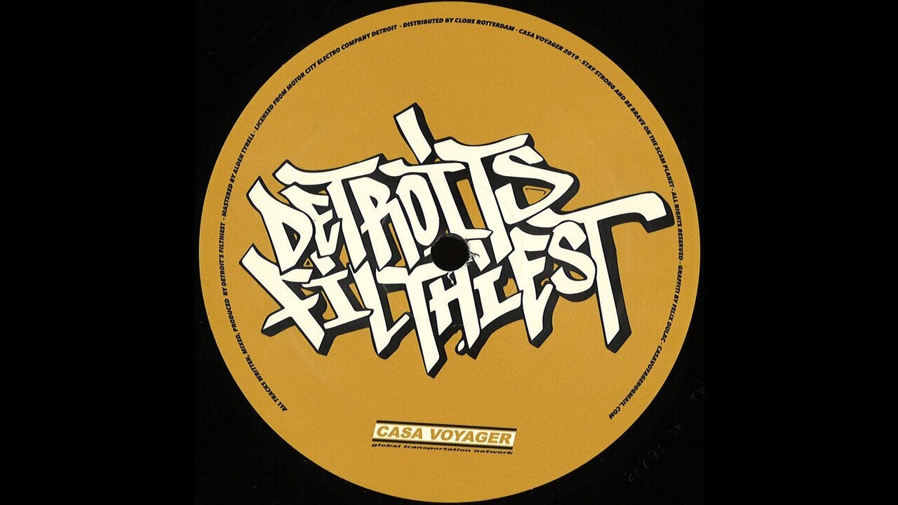Download Detroit's Filthiest - Voodoo That You Do [TWR02]