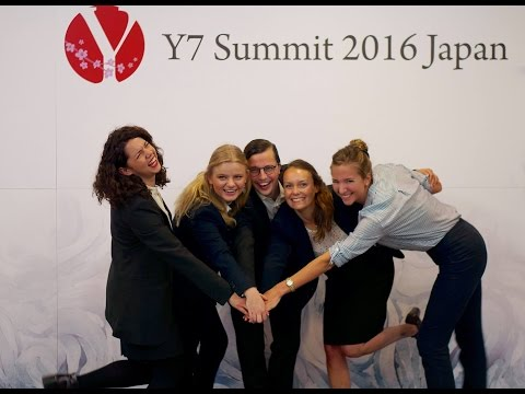 EU Delegation at the Y7 Summit Japan 2016