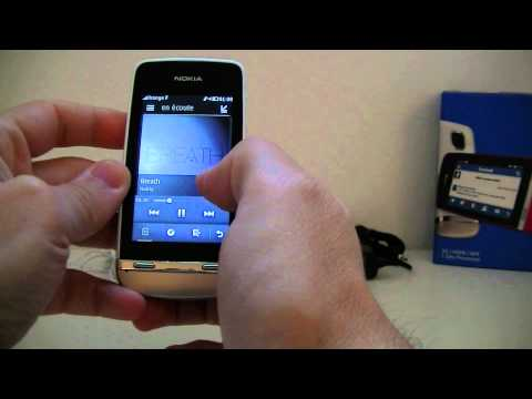 Test du Nokia Asha 311 | par Top-For-Phone.fr