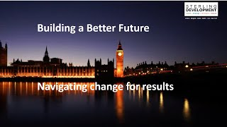 Building a better future for organisations through gap analysis, consulting, training and coaching.
