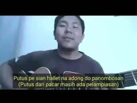 Gokil lagu batak Pariban Nabohado nattulang paribanhon