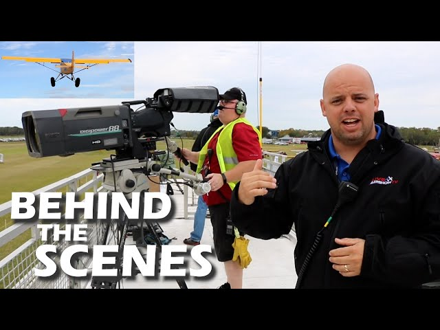 Live Airshow TV - STOL Event Behind the Scenes Tour
