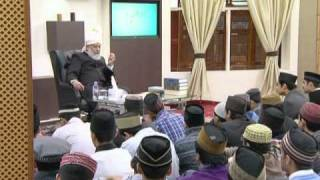 Gulshan-e-Waqfe Nau (Khuddam) Class: 13th February 2011- Part 1 (Urdu)