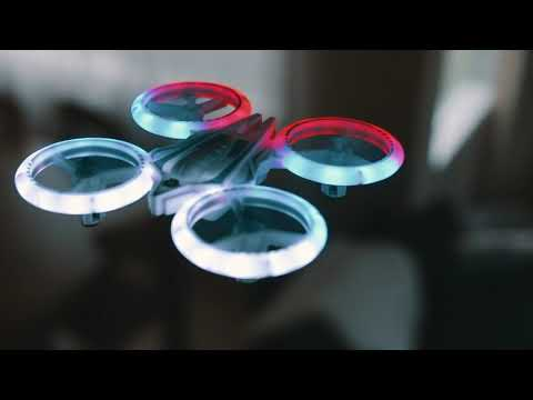 UFO 4000 LED Stunt Drone For All Ages | USA Toyz
