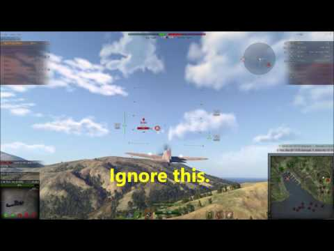 Easy win - Hacker - Noob - I say Nope - World of Warplanes BSH-2 5v1 win