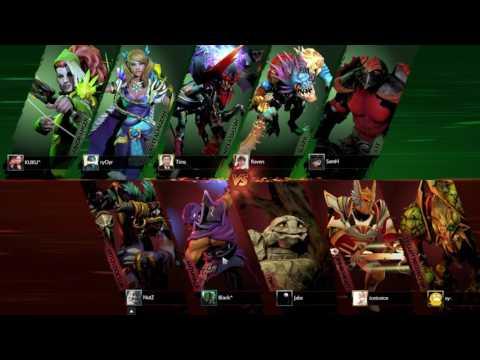 Kiev Major Group Stage | TNC vs Team Faceless Game 2