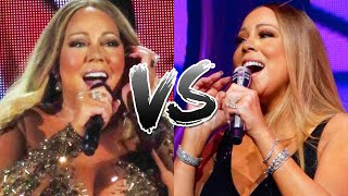 Baixar Mariah Carey - All The Hits Vs. The Butterfly Returns VOCAL BATTLE!
