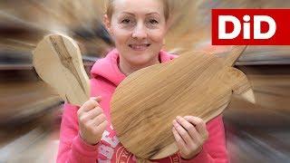 665. Drewniane deski do krojenia - z czego wykonać, jak zabezpieczyć i jak odnawiać? 100% wiedzy!