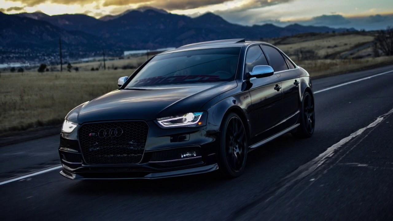 Audi S4 Custom Build By Rick