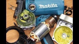 Большая Болгарка/  Makita GA9050 / обзоры болгарок