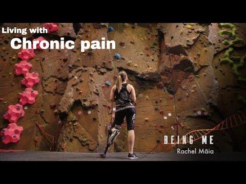 Reaching goals through chronic pain (Being Me: Rachel Maia)