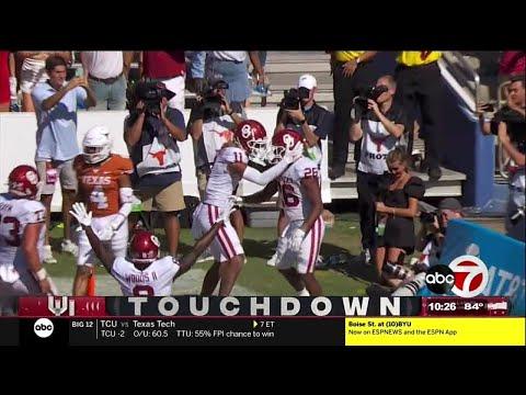 Oklahoma scores TD