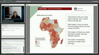 Youth Financial Inclusion Through the Lens of Global Findex Data