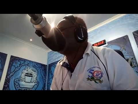 Report#5 Famous PNG Radio Announcer Kasty Turner Arifeae Thanks Team Bulolo on the Highlands Tour