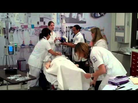 Wegmans School Of Nursing Simulation Lab Scenario