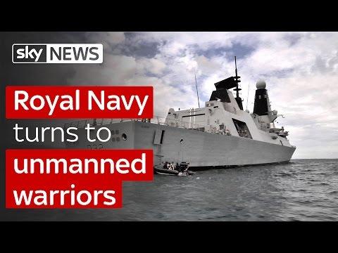 Swipe | Navy warfare tech & a wearable musical instrument