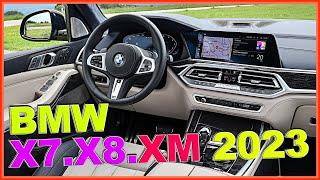 BMW X8, BMW XM PHEV 사전계약하세요! BMW X7 페이스리프트 언제나오고 언제까지 나올까요? 기대되는 BMW의 2022 2023년 미리 알아봅니다! ♥ 오토소닉스