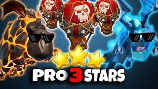 TH12 LavaLoon Ghost Electro Dragon Attack Strategy 2019! Pro 3star TH12 War Bases | Clash Of Clans