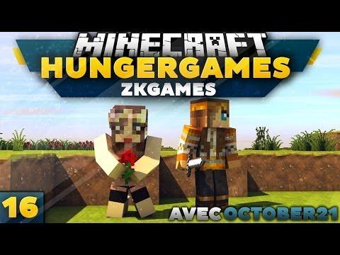 Minecraft - ZkGames en compagnie d'October21 [FR]