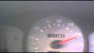 Hyundai Santro @145kmph