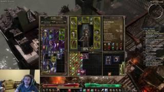 Grim Dawn HC Ultimate - RIP Level 85 Conjurer + Game Explanation