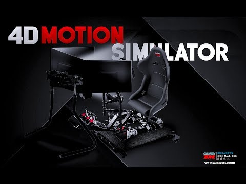 Simulador de Movimiento Profesional