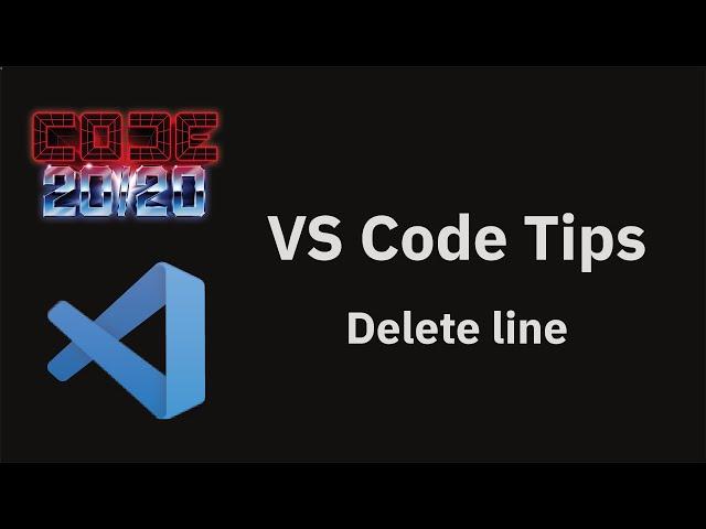 Delete line