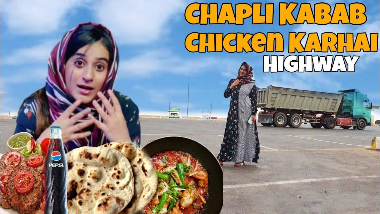 Delicious Chapli Kabab and Karahi | Pakistani Street Food Adventure in Jeddah | Humera Rajput