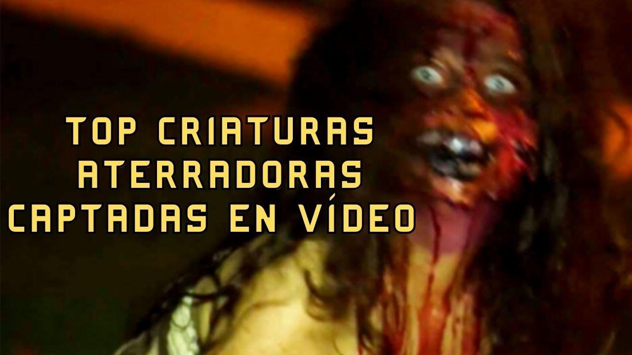 LAS 5 CRIATURAS MAS ATERRADORAS CAPTADAS EN VÍDEO vol.15 l Pasillo Infinito