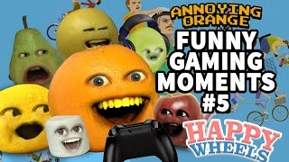 FUNNY GAMING MOMENTS #5 Happy Wheels