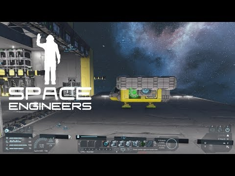 Space Engineers -- 19 -- Rescue Ship Design