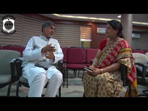 An Interaction with Nobel Laureate Mr. Kailash Satyarthi