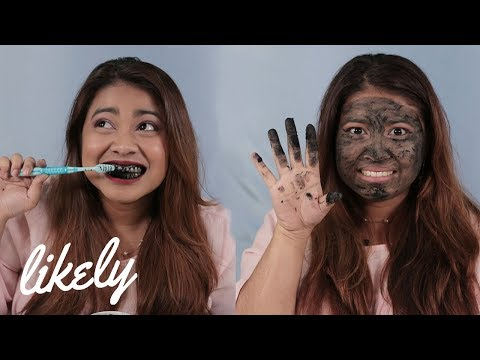 5 Beauty Hacks You Can Do With Activated Charcoal