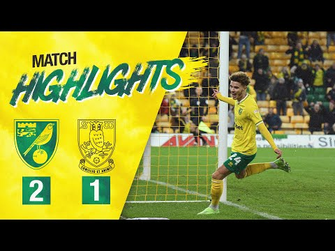 Norwich Sheffield Wed Goals And Highlights
